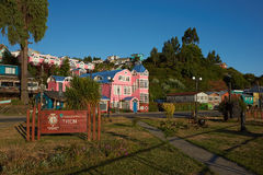 Insel von Chiloe Lizenzfreies Stockbild