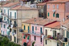 Insel von Elba, Capoliveri lizenzfreies stockbild