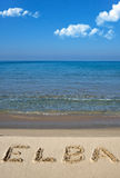 Insel von Elba, Toskana Lizenzfreies Stockfoto