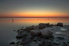 Insel von Grado-Pineta Italien Stockfoto