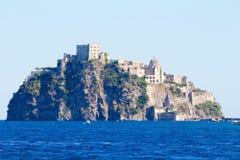 Insel von Ischia lizenzfreie stockbilder