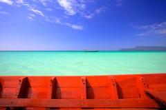 Insel von Koh Rong. Kambodscha Stockfotografie
