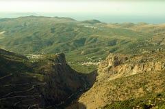 Insel von Kreta. Lizenzfreie Stockfotografie