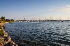 Insel von Krk Kroatien, Europa Stockbilder
