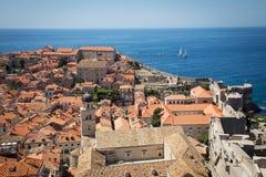 Insel von Krk Kroatien, Europa Lizenzfreies Stockbild