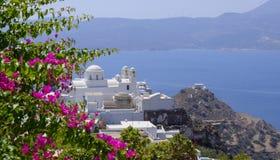 Insel von Milos Greece Lizenzfreies Stockbild