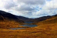 Insel von Mull Landschaft lizenzfreie stockfotografie