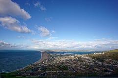 Insel von Portland lizenzfreies stockfoto