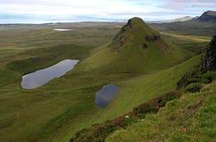 Insel von Skye Stockfotos