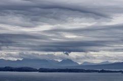 Insel von skye Stockbild