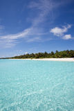 Insel von Träumen Stockfotografie