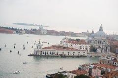 Insel von Venedig Stockfotografie