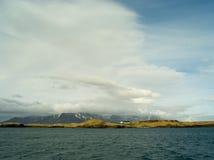 Insel von videy Stockfotografie