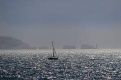 Insel von Wight lizenzfreie stockbilder