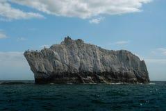 Insel von Wight Klippen-Nadeln stockbild