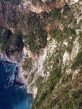 Insel von Zakhyntos Stockfotografie