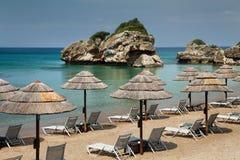 Insel Zakynthos stockfoto