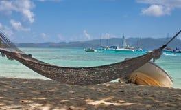 Insel-Zeit Stockfoto