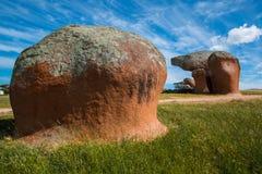 Inselberg de granit Photo stock