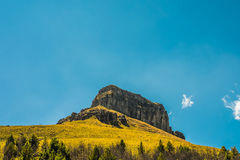 Inselberg in the Ecuadorian Andes Stock Photography