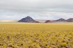 Inselbergs (Island Mountains) in Namibia Royalty Free Stock Images