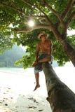 Inselbewohner Lizenzfreie Stockfotos