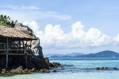 Insellandschaft Thailands Phuket Stockbild