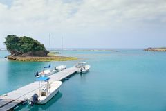 Inselleben auf Okinawa 19 Stockbilder