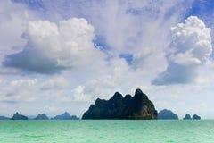 Inseln Stockfotos
