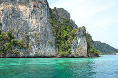 Inseln Lizenzfreie Stockfotos