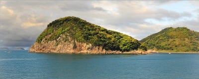 Inseln Stockfoto