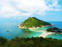 Inseln angeschlossen Lizenzfreie Stockfotos