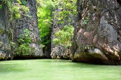 Inseln in Thailand Lizenzfreies Stockfoto