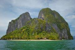 Inseln von EL Nido, Philippinen Lizenzfreie Stockbilder
