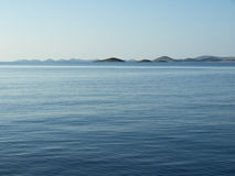 Inseln von Kornati Stockbilder