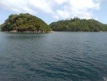 Inseln von Marinduque Philippinen Lizenzfreies Stockfoto