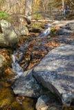 Insenatura 2 della montagna Fotografie Stock