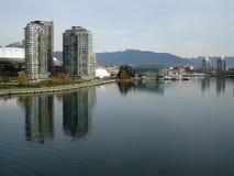 Insenatura falsa di Vancouver Fotografie Stock