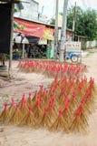 Insence in Vietnam Lizenzfreie Stockbilder