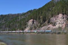 Inser-Eisenbahn Stockfotografie