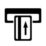 Insert card symbol Stock Images