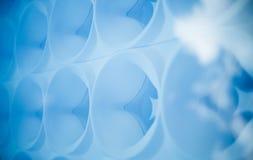 Inserzioni ceramiche della finestra a Francoforte Fotografia Stock