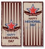 Inseto ajustado para Memorial Day Imagem de Stock