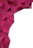 Inseto cor-de-rosa Foto de Stock