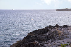 Inshore navigation Royalty Free Stock Images