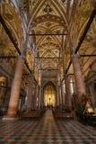 Kyrka i Verona Arkivbilder
