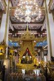 Inside świątynia Obraz Royalty Free