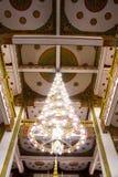 Inside świątynia Zdjęcie Royalty Free