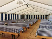 Free Inside A Party Tent Stock Images - 4775874