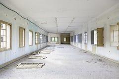 Inside abandoned house Royalty Free Stock Photos